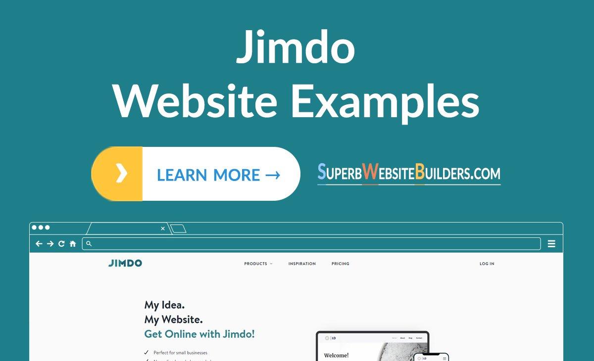 Jimdo Website Examples | Best Websites Built With Jimdo.com