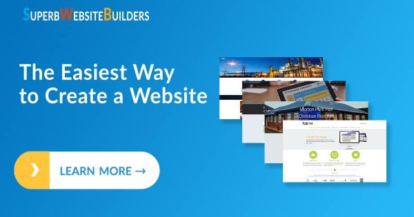The Easiest Way to Create a Website