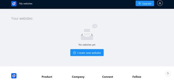 Unicorn Platform my websites