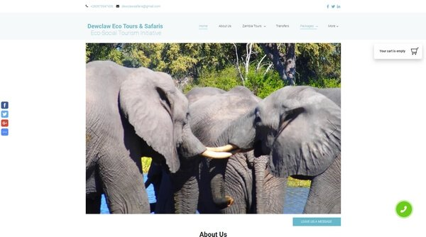 Dewclaw Eco Tours & Safaris