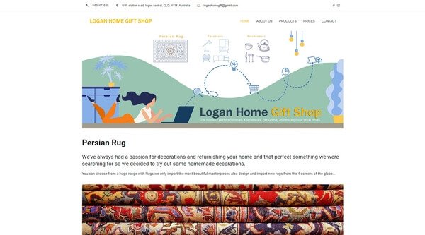 Logan Home Gift Shop