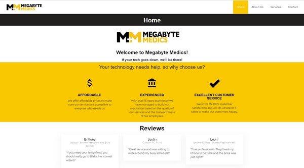 Megabyte Medics