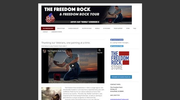 The Freedom Rock