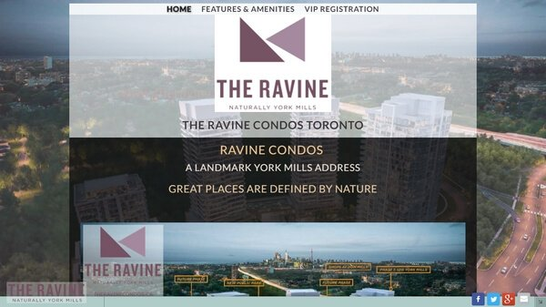 The Ravine Condos