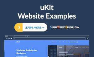 uKit Website Examples