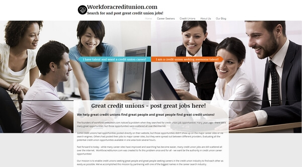 Work for a Credit Union