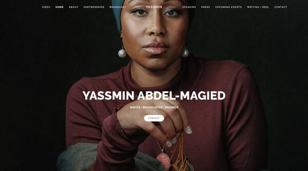 Yassmin Abdel - Magied