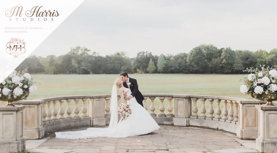 Wedding Studio Website