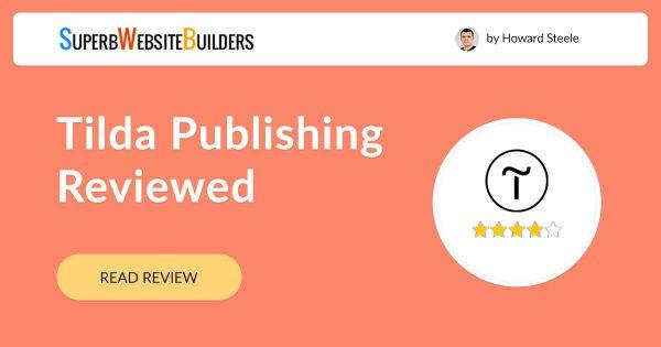 Tilda Publishing Review