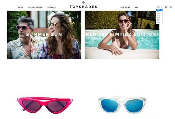 ToyShades