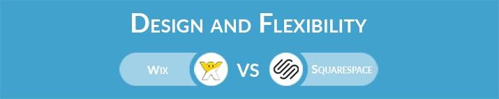 Wix vs Squarespace: Design and Flexibility