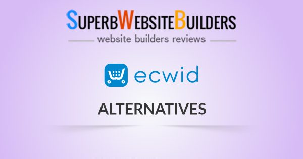 Ecwid Alternatives and Competitors