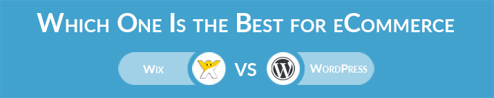 Which One Is the Best for eCommerce - Wix or WordPress?