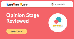 Opinion Stage Review