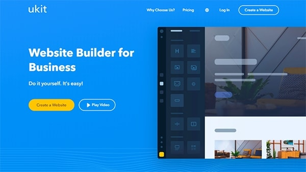 uKit - Powerful Website Builder to Create a Website for Your Business