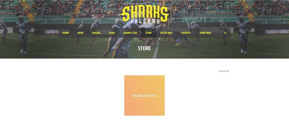 Sharks Palermo Football