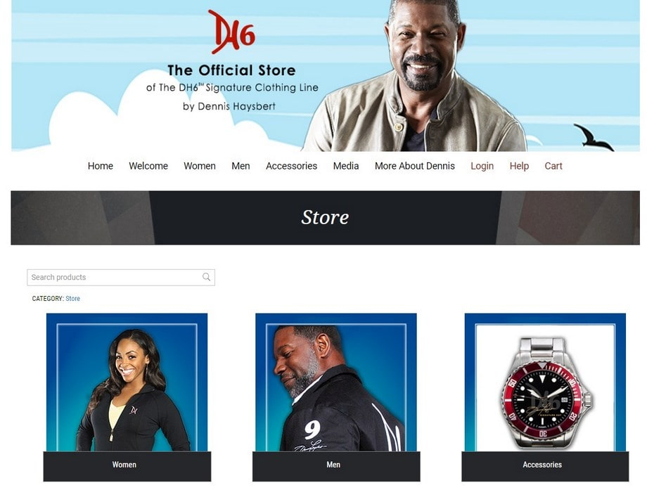 Store – DH6