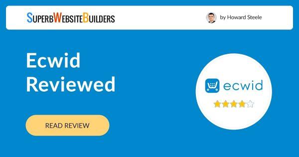 Ecwid eCommerce Platform Review