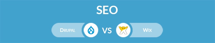 Drupal vs Wix: Which One is the Best for SEO?