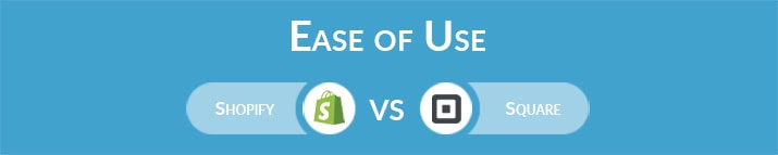 Shopify vs Square: Which Is Easier to Use