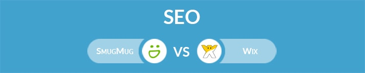 SmugMug vs Wix: Which One Is the Best for SEO?