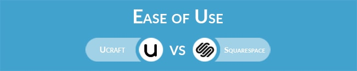 Ucraft vs Squarespace: Which One Is Easier to Use?