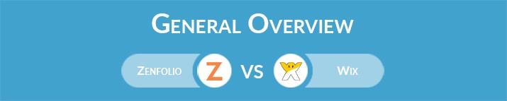 Zenfolio vs Wix: General Overview