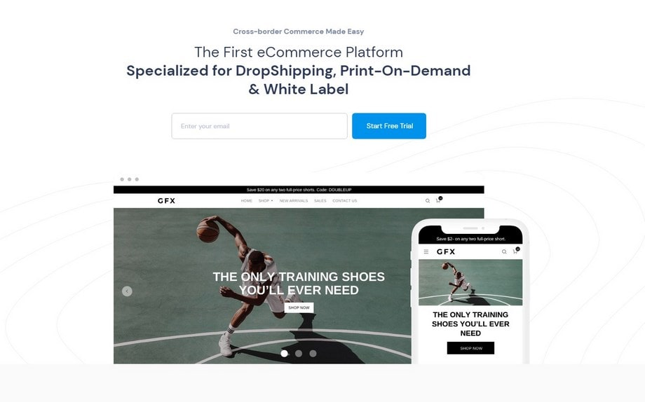 ShopBase - integrated eCommerce tools for online merchants