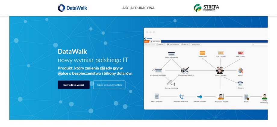 DataWalk - marketing solutions for business