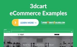 3dcart Online Store Examples