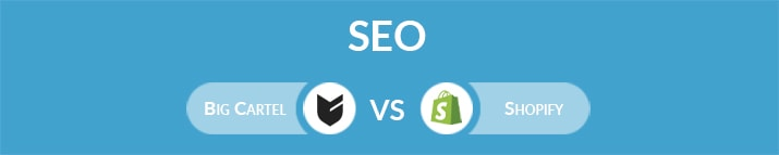 Big Cartel vs Shopify: Which One Is the Best for SEO?