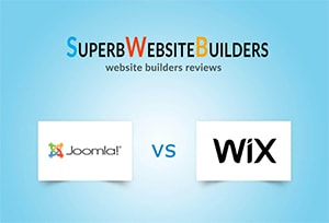 Joomla vs Wix: Which Is Better
