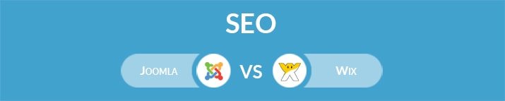 Joomla vs Wix: Which One Is Best for SEO?
