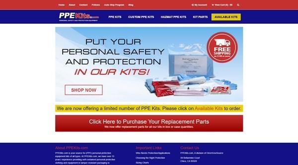 PPEKits