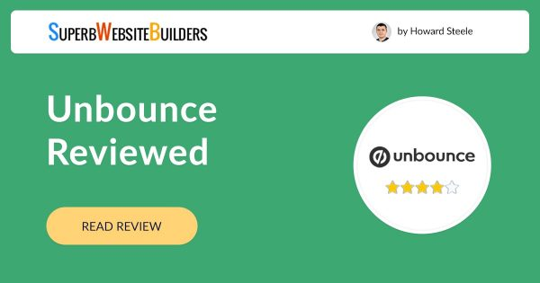 Unbounce Landing Page Builder Review
