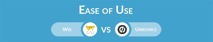 Wix vs Unbounce: Which One Is Easier to Use?