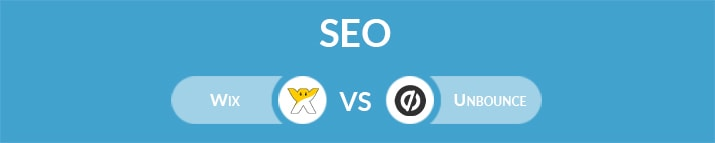 Wix vs Unbounce: Which One Is the Best for SEO?