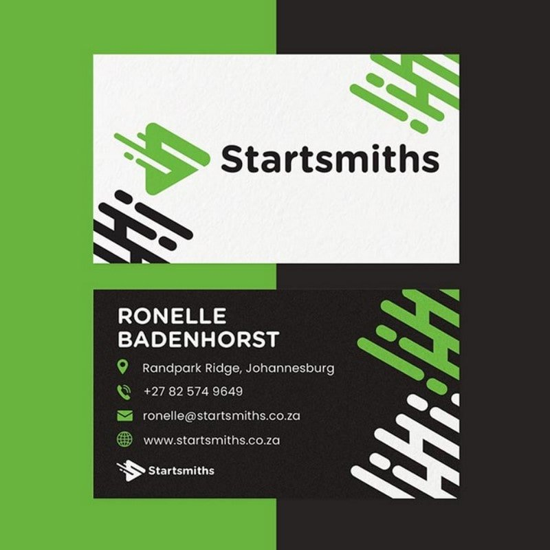 A contact form for a non-profit consultation organization Startsmiths