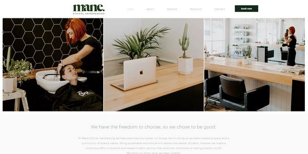 Mane – ethical hairdressing