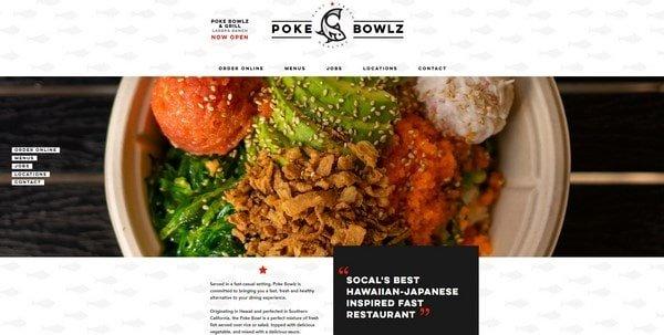 Poke Bowlz – restaurant