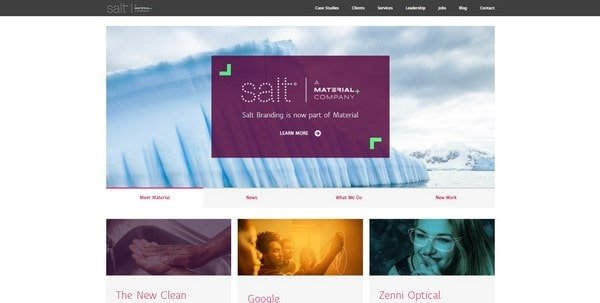 Salt – an independent brand agency