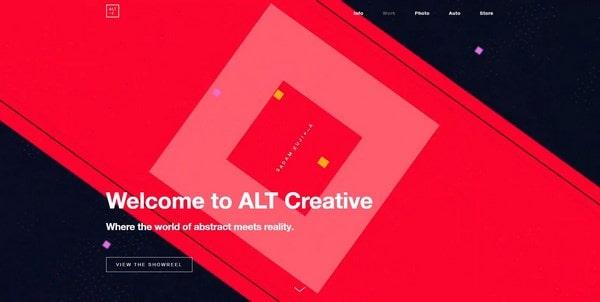 Alt Creative, Inc. – motion graphics, VFX, digital/concept art