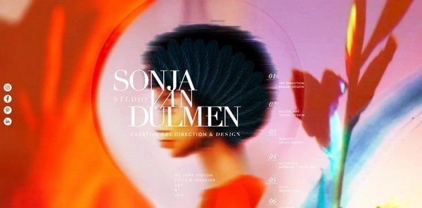 Sonja van Duelmen – creative art direction and design