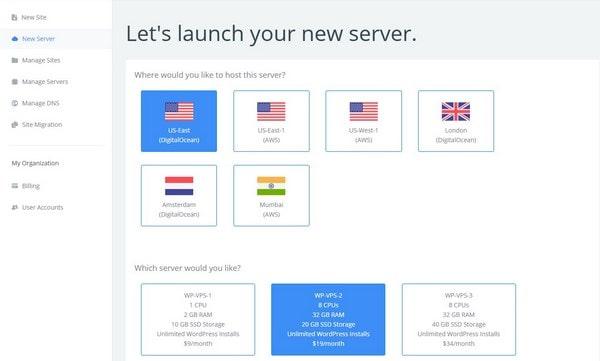 Nestify launch new server