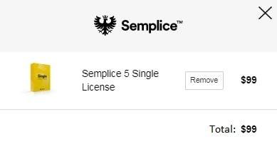 Semplice Get Started
