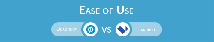 Unbounce vs Landingi: Which One Is Easier to Use?
