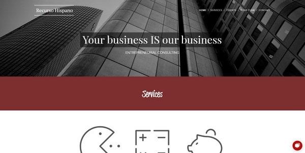 Recurso Hispano – business consulting