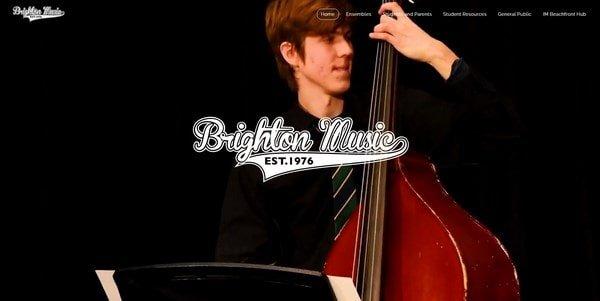 Brighton Music – a music school