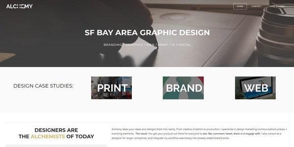 SF Bay Area Design – graphic design studio