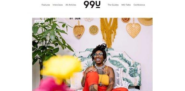 99U – culture and design blog